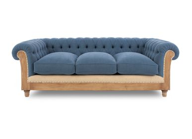 Sofas - Chesterfield Essence | Sofa, Armchair and Sofa Bed - CREARTE COLLECTIONS