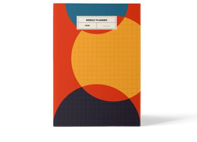 Stationery - WEEKLY PLANNER - WEEW SMART DESIGN