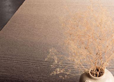 Tapis sur-mesure - fluctus, tapis laine tissée france - LA TISSERIE