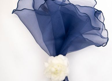 Homewear - Silk Organza Napkin - HOME COUTURE