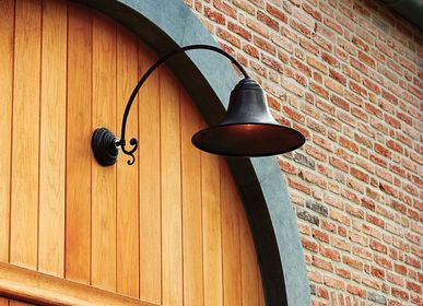 Outdoor wall lamps - Outdoor Wall Light  Elégance - AUTHENTAGE LIGHTING