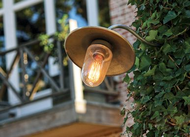 Outdoor wall lamps - Exterior wall lamp Elebase - AUTHENTAGE LIGHTING