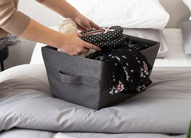 Storage boxes - BIGSO SOFT / Tapered storage bin - BIGSO BOX OF SWEDEN