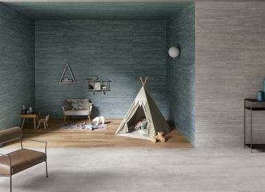 Indoor floor coverings - RE-PLAY CONCRETE by Provenza - EMILGROUP