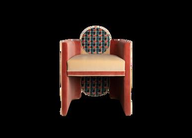 Chairs - Mak Suh Muh Dining Chair  - MALABAR