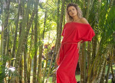 Homewear - ROBE OVERSIZE CONFORTABLE - MON ANGE LOUISE
