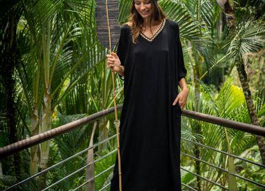 Apparel - CRINKLE DRESS - MON ANGE LOUISE