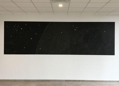 Aménagements pour bureau - Décor mural - NATHALIE CHAULAIC