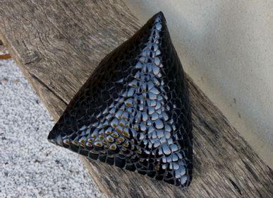 Objets de décoration - Objet de décoration - Berling'Art Noir - NATHALIE CHAULAIC
