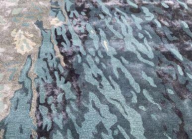 Design carpets - SEYCHELLES DESIGN, HANDMADE RUG BY KAYMANTA - KAYMANTA