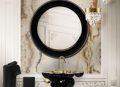 Bathroom mirrors - RING MIRROR - MAISON VALENTINA