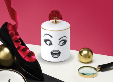 Decorative objects - Prankster Scented Candle  - LAUREN DICKINSON CLARKE