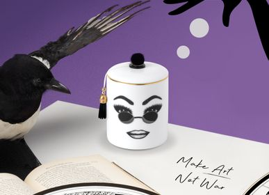 Design objects - Peacemaker Scented Candle - LAUREN DICKINSON CLARKE