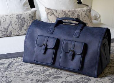 Dressings - Sac de voyage en cuir PU avec emplacement pour chaussures et costume - MON CINTRE