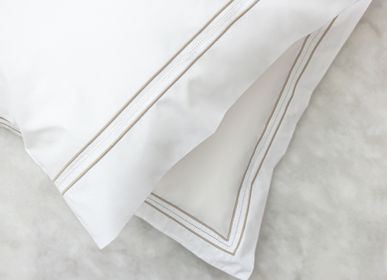 Bed linens - Double Cording & Hemstitch Bed Linen Collection - AMR - INDUSTRIAS TEXTEIS LDA