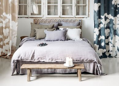 Comforters and pillows - Sandhills Bed Linen - LE MONDE SAUVAGE BEATRICE LAVAL