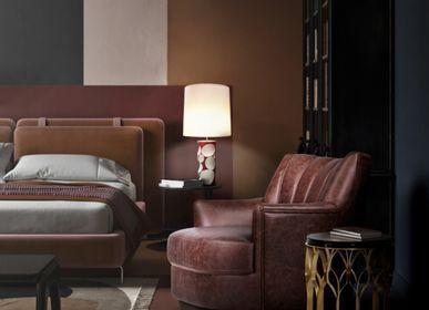 Sofas for hospitalities & contracts - PLUM SINGLE SOFA - BRABBU