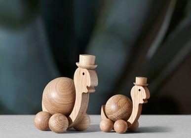 Objets design - Spinning Turtle - Small - CHICURA COPENHAGEN