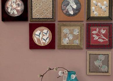 Cadres - VINTAGE JOKES Tablette décorative MOON TABLET - VALENTINA GIOVANDO