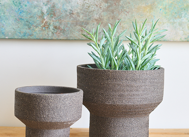 Ceramic - KEEP indoor ceramic pot - D&M DECO