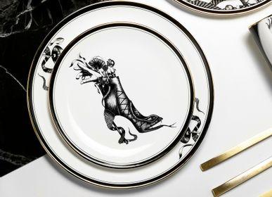 Design objects - Shoe of Eden Side Plate - LAUREN DICKINSON CLARKE