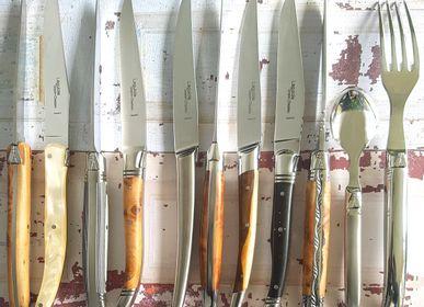 Kitchen utensils - knife Laguiole Goyon Chazeau  - GOYON - CHAZEAU COUTELLERIE
