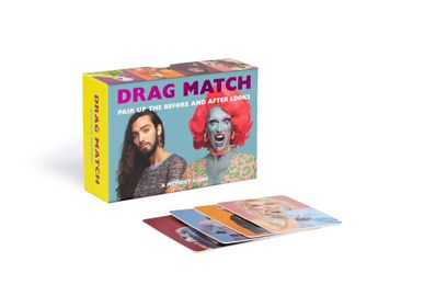 Gifts - Drag Match: Pair Up the Before and After Looks - LAURENCE KING PUBLISHING LTD.