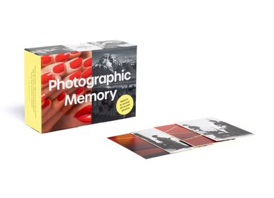 Gifts - Photographic Memory: Match & Reveal 25 Iconic Photos - LAURENCE KING PUBLISHING LTD.