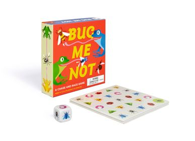 Gifts - Bug Me Not! A Chase and Race Game - LAURENCE KING PUBLISHING LTD.