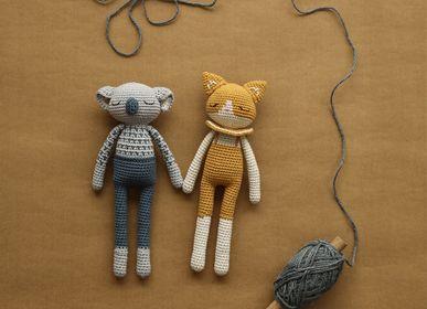 Cadeaux - Doudous en crochet  - PATTI OSLO FRANCE