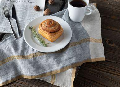 Kitchen linens - 100% Linen, New kitchen towels / Tea towels - LINO E LINA