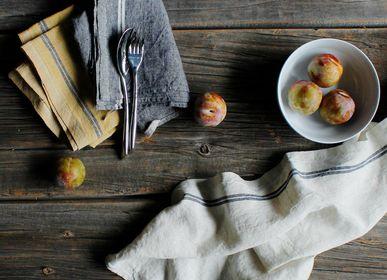 Kitchen linens - 100% Linen Kitchen towel - LINO E LINA