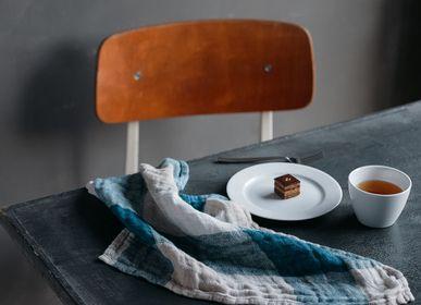 Table linen - 100% Linen Napkins/Handkerchiefs - LINO E LINA