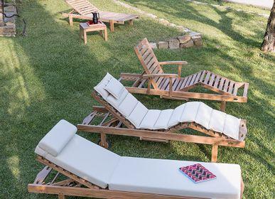 Deck chairs - SUNLOUNGERS - IL GIARDINO DI LEGNO
