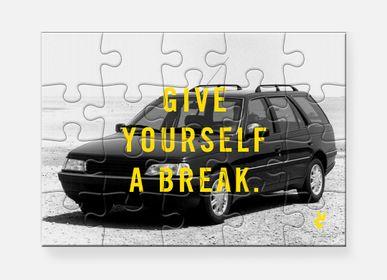 Decorative objects - Puzzle Break - PIECE & LOVE