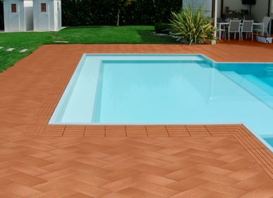 Outdoor pools - INFINITY RANGE - IL FERRONE