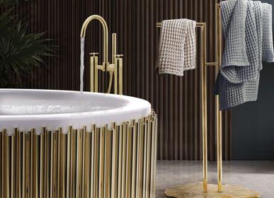 Serviettes de bain - PORTE-SERVIETTES EDEN - MAISON VALENTINA