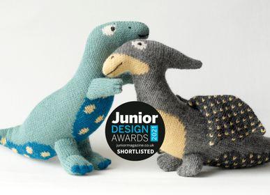 Cadeaux - DINOS. Collection de peluches tricotées - SOL DE MAYO