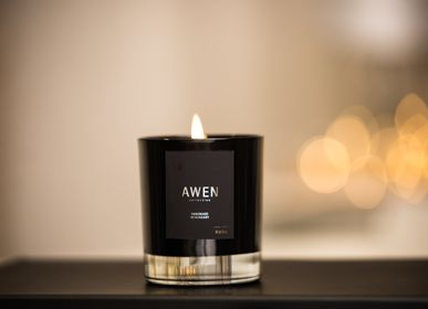 Decorative objects - Haiku handmade scented candle - AWEN-COLLECTION