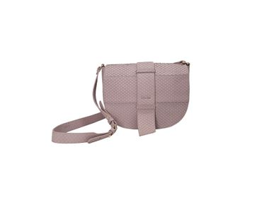 Bags and totes - Leather crossbody bag JANY - .KATE LEE