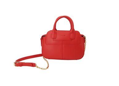 Bags and totes - Leather handbag, bag DORI - .KATE LEE