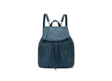 Bags and totes - Leather backpack CORALY - .KATE LEE