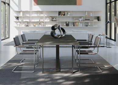 Tables Salle à Manger - OSCAR table - EMMEBI HOME ITALIAN STYLE
