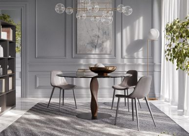 Dining Tables - GENESIS table - EMMEBI HOME ITALIAN STYLE