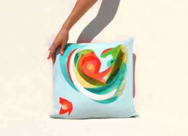 Fabric cushions - Micha Cushion Cover - IMOGEN HOPE