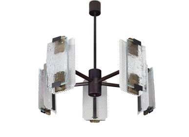 Ceiling lights - Greenwich Suspension Lamp - PORUS STUDIO