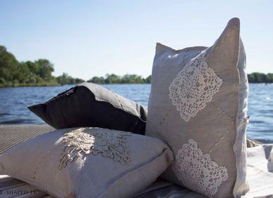 Cushions - FUTURE SKY - E-SHAPED