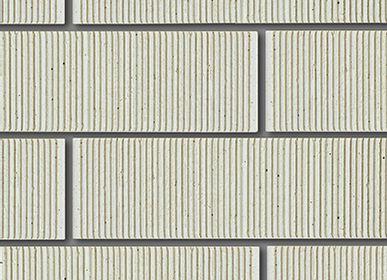 Faience tiles - Hikkaki - Porcelain Tiles - RAVEN - JAPANESE TILES