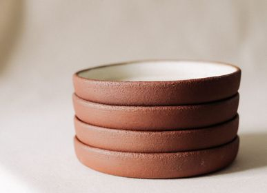 Assiettes au quotidien - Assiette 18 cm Terra Vanilla - POEMI