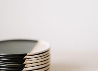 Assiettes au quotidien - Assiette 16 cm Black&Beauty - POEMI